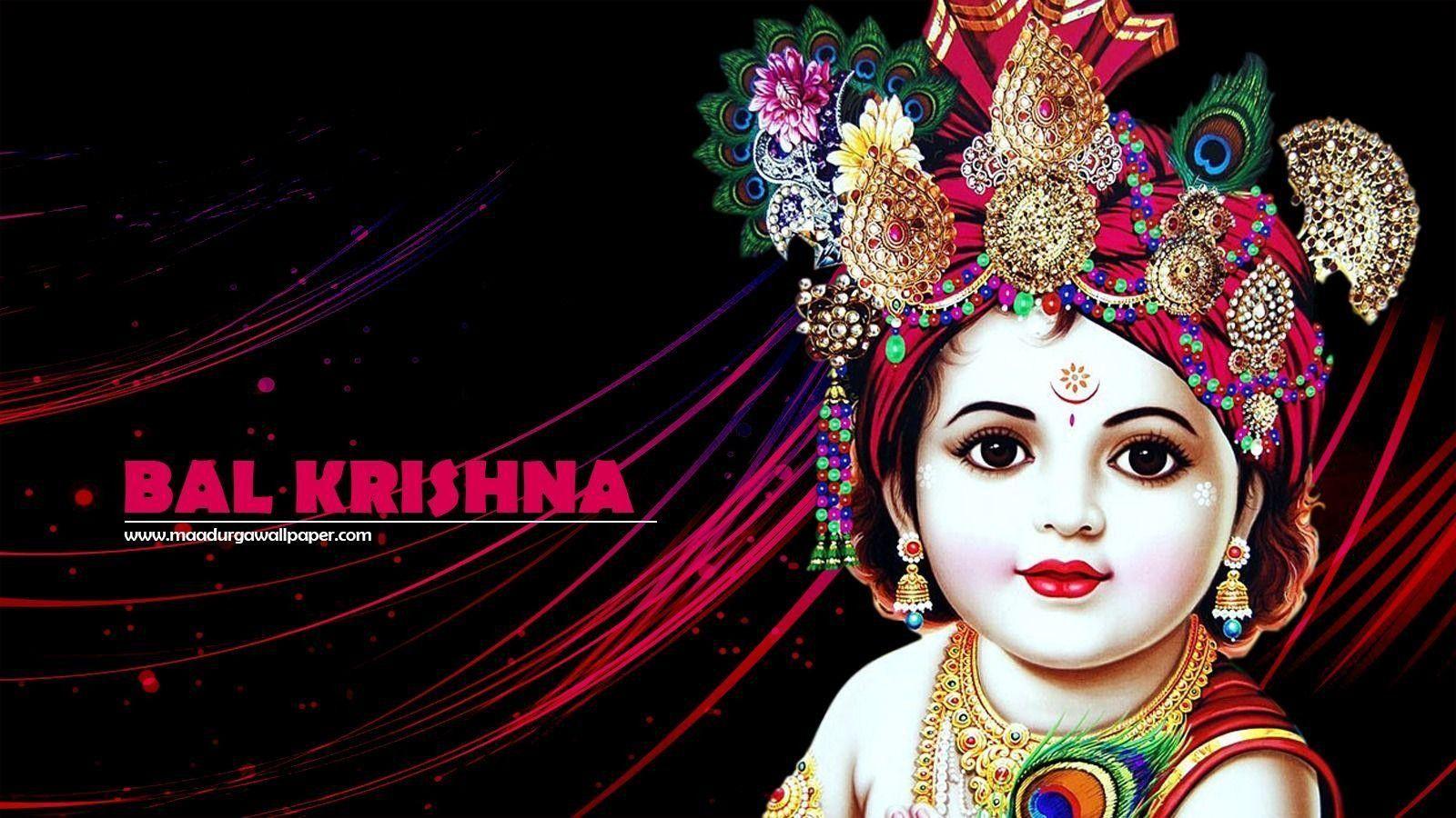 Pin By Tania Sharma Sonar On Om Shri Krishna Krishna Wallpaper Cute Images Hd Bal Krishna