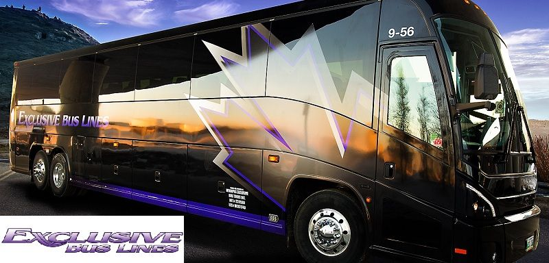 Exclusive bus lines is an excellent option to provide