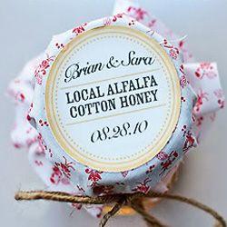 Brian and Sara... A Classic Country Farm Wedding in Rio Linda, California, with Alfalfa Honey favors, by Emily Heizer.