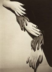 Hands, 1941 by Horst P Horst
