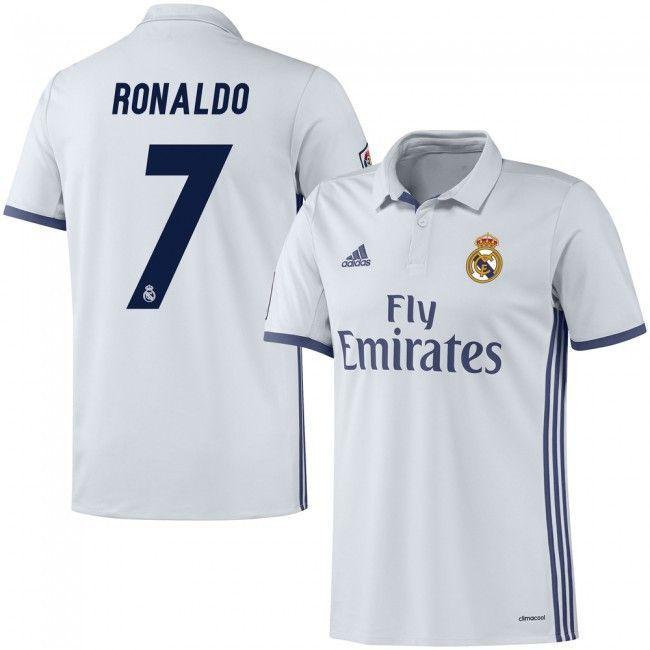 best service 097c5 1fcfe Ronaldo Jersey Real Madrid 2016 2017 | swagger | Ronaldo ...