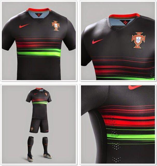 11d2eb06d86bf Camiseta Portugal