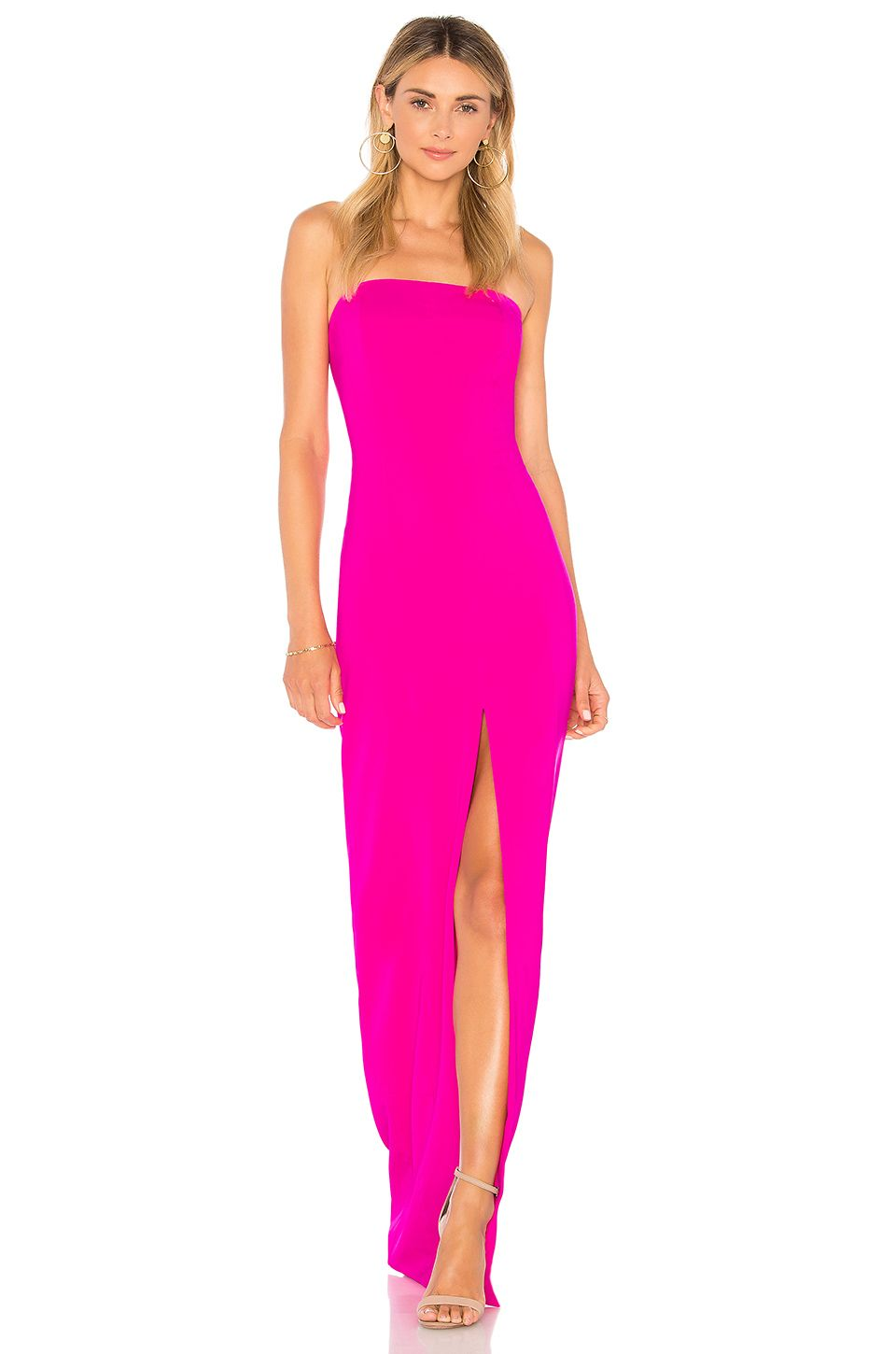 294a2c9a7e22d Jay Godfrey Martell Gown in Fuchsia | STYLE-SWOONS in 2019 | Jay ...