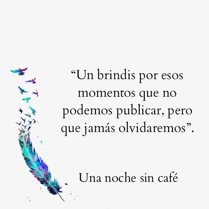 Una noche sin cafe