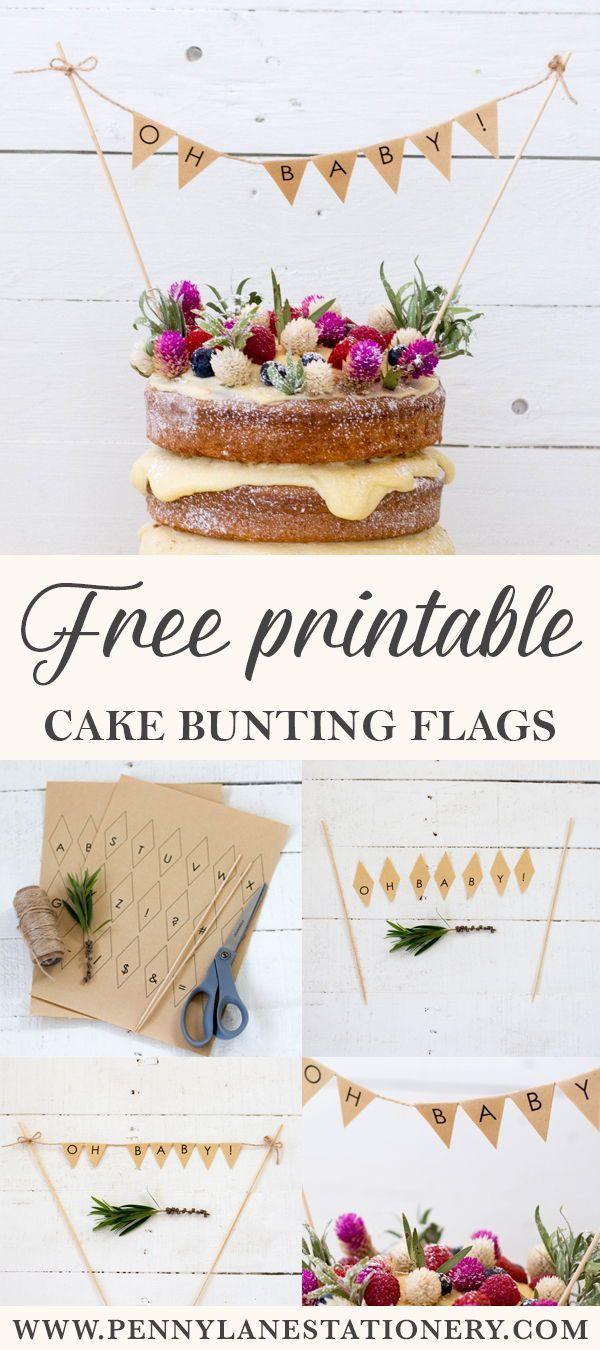 Shh Surprise Birthday Party Faux Glitter Confetti Invitation Zazzle Com In 2020 Birthday Cake Topper Printable Cake Banner Topper Cake Bunting Topper