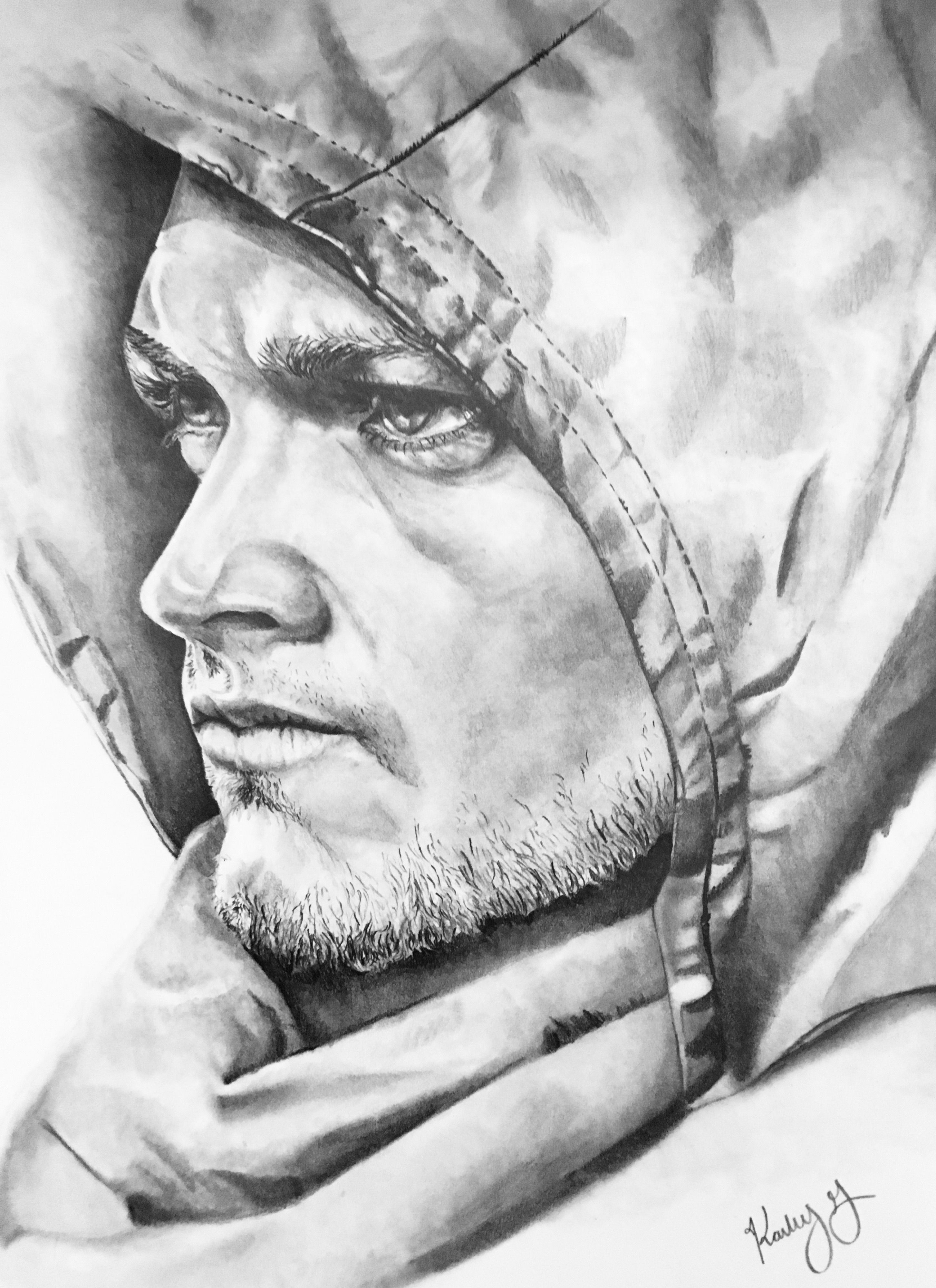 My latest drawing of robin hood from the new movie coming out this fall on my youtube channel november 19 2018