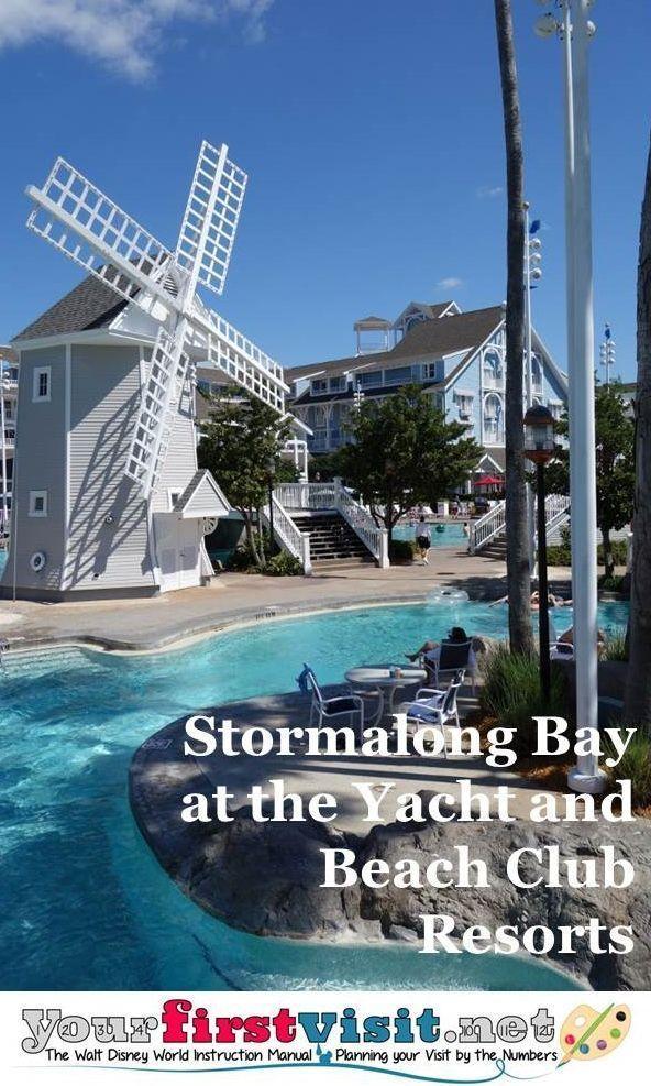 Disney World Resorts Review Stormalong Bay