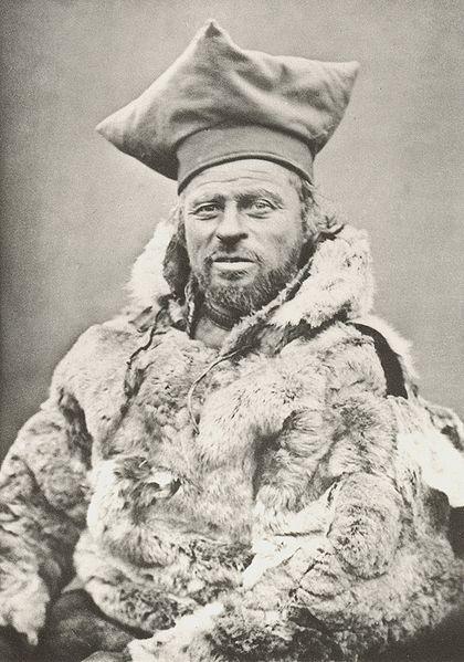 Sami Rasmus Josefsen Utsi Kautokeino Finland 1884