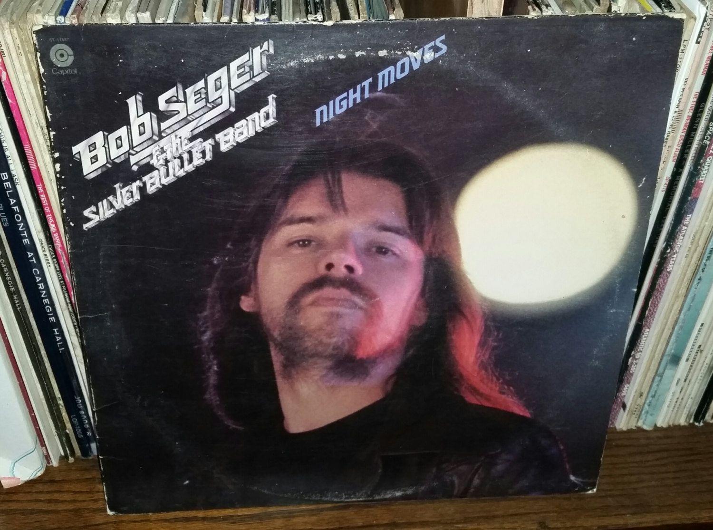 Bob Seger And The Silver Bullet Band Night Moves Vintage Vinyl Double Album Night Moves Bob Seger Silver Bullet
