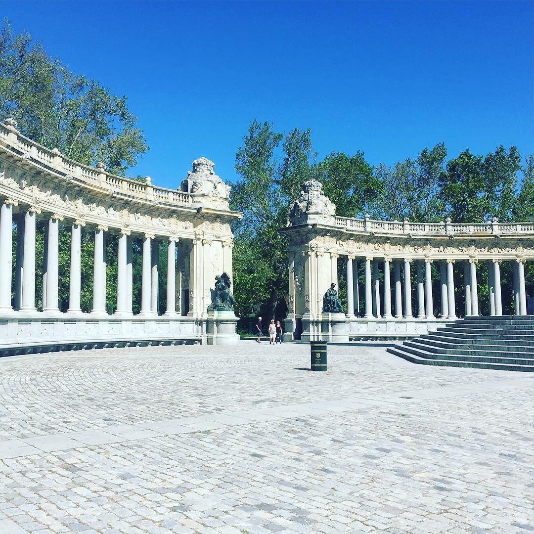 Retiro I am not ready to leave España ... #life #travel #trailthoughts #retiro #madrid #españa by csilva55 http://bit.ly/AdventureAustralia