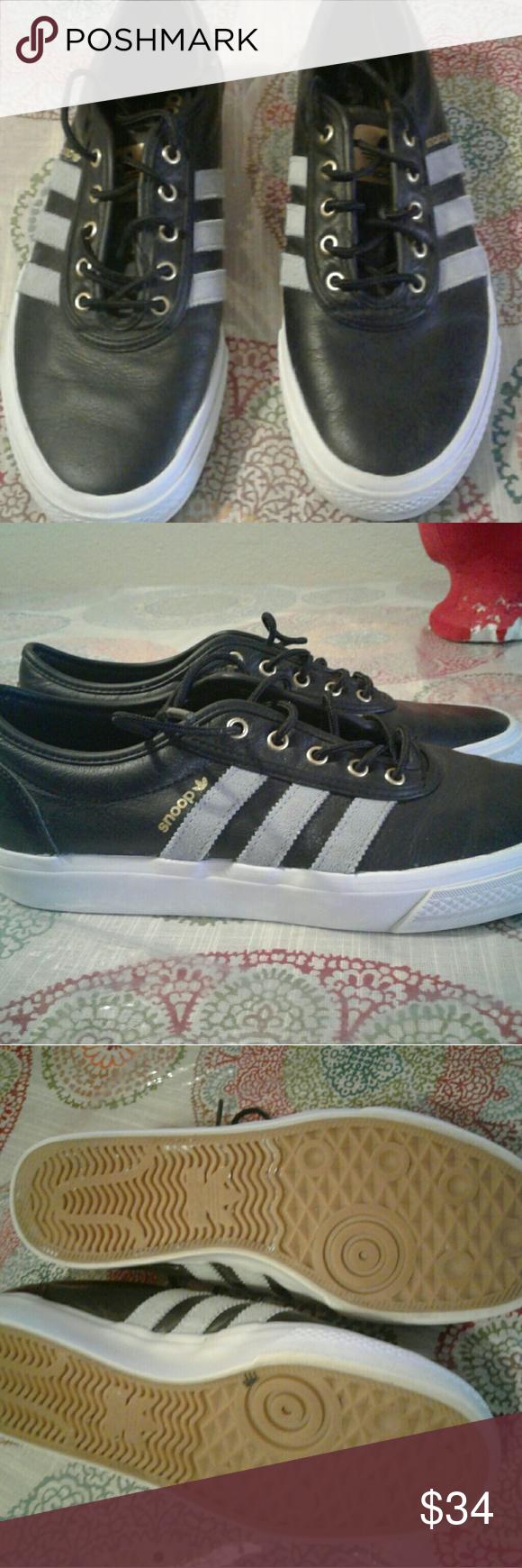 ADIDAS Snoop Dogg Adi Ease Mens Shoes 245120184   Sneakers
