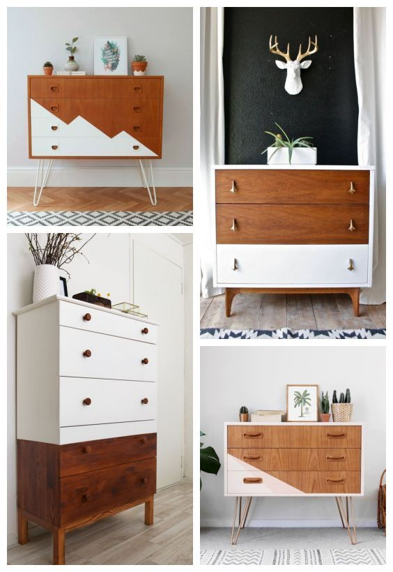 Photo of 9 Amazing Dress Makeovers – Painted Furniture Ideas
