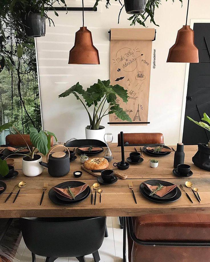 Künstlerische Ideen für Esszimmerwände   - Interior Design & Home Decor - #Decor #Design #Esszimmerwände #für #Home #Ideen #Interior #Künstlerische #décosalleàmanger