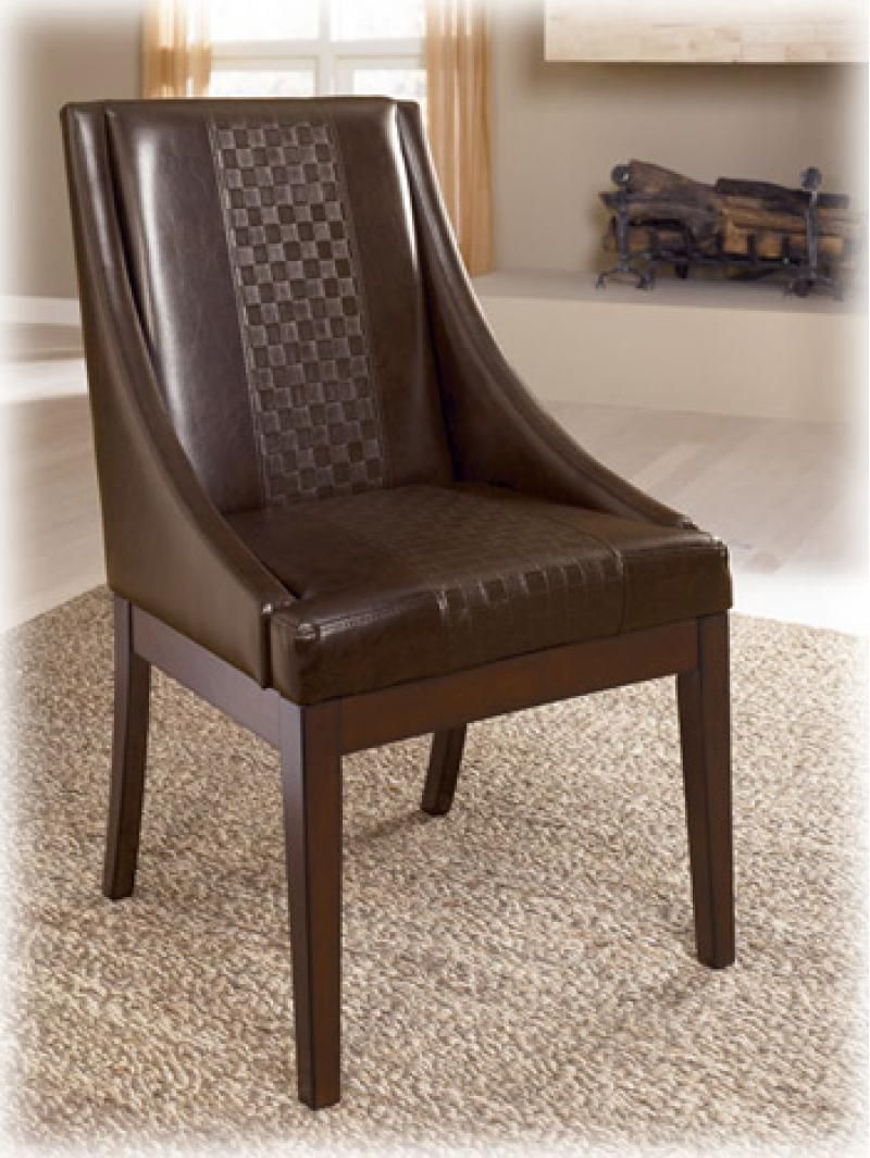 D69602 By Ashley Furniture In Winnipeg Mb Dining Uph Arm Chair