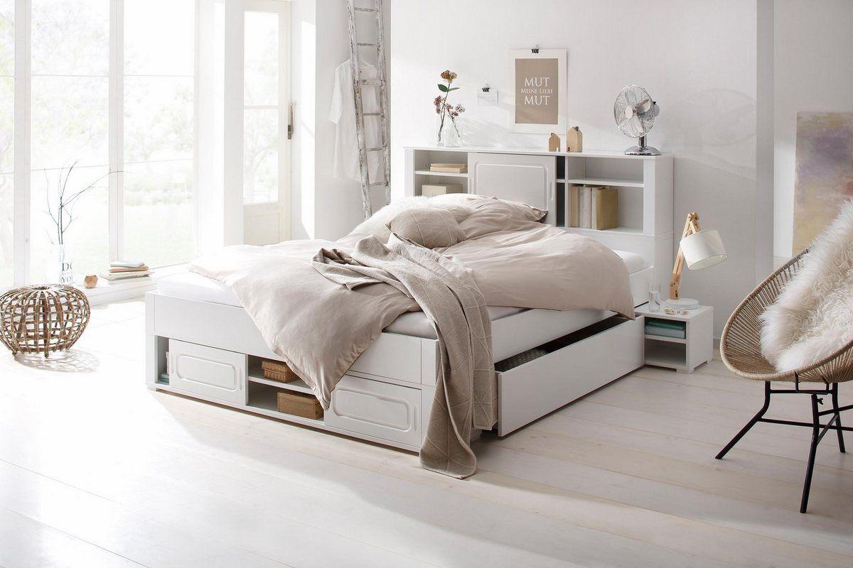 Stauraumbett Marta Stauraumbett Vintage Bett Bett