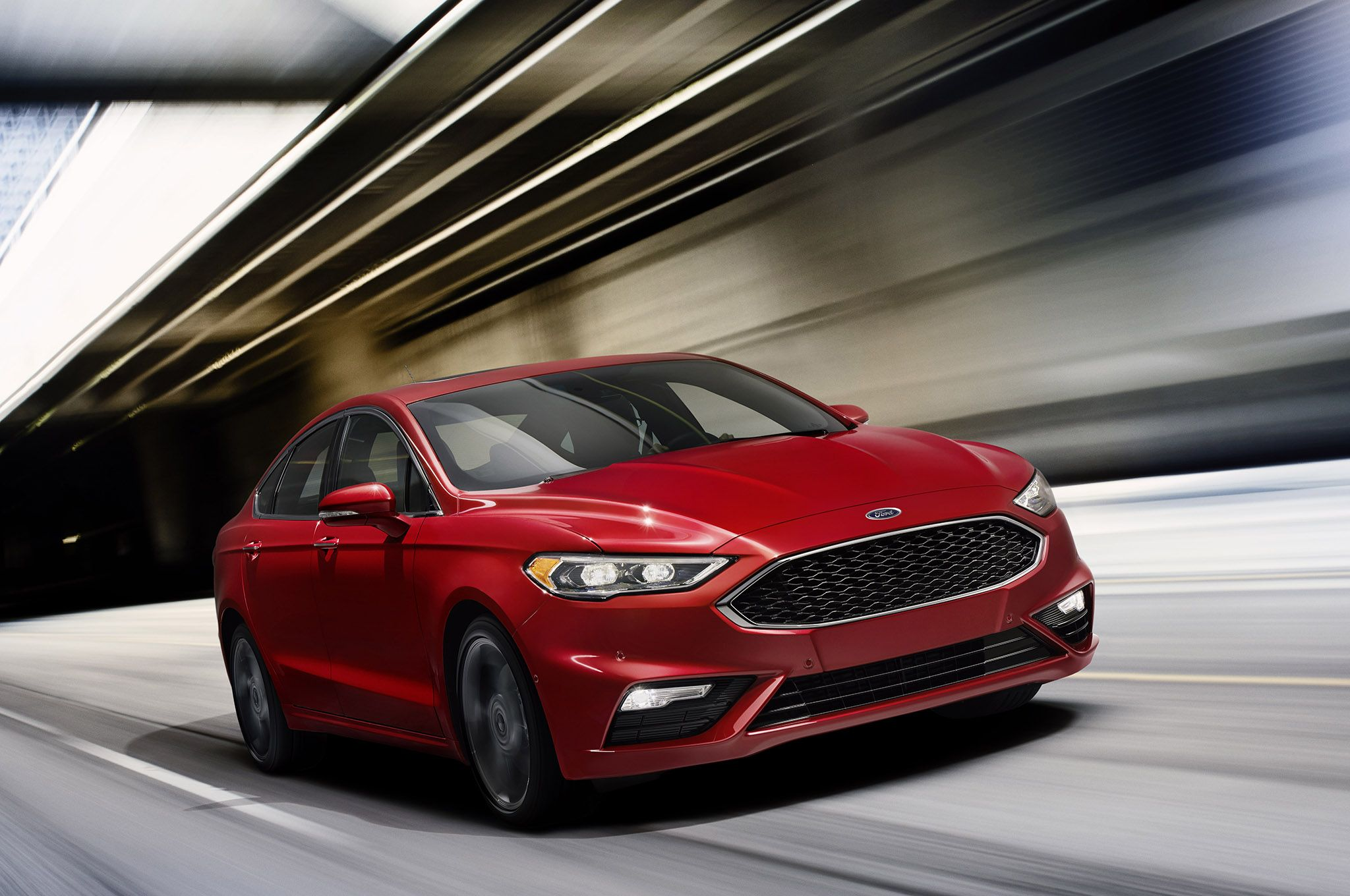 The 2017 Ford Fusion reminds us again that the Fusion