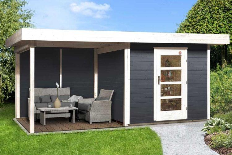 Lounge, l\'abri de jardin ultra moderne | Jardin | Pinterest | Lounge ...