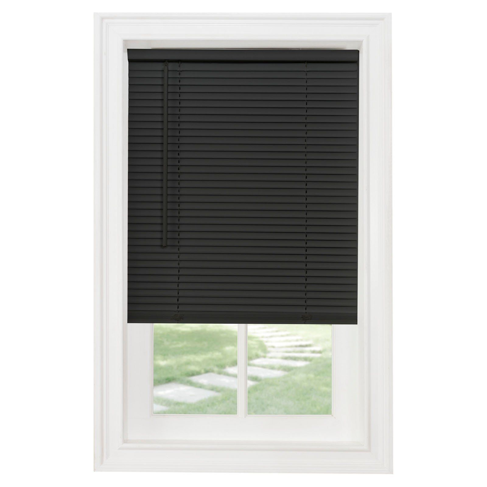 Achim 1 In Gii Morningstar Cordless Vinyl Mini Blinds Vinyl Mini Blinds Mini Blinds Blinds