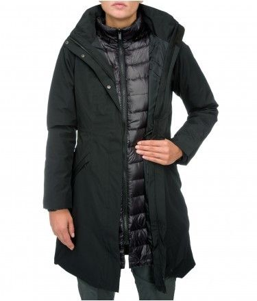 d1d66d747 Details about The North Face - Women's 'Suzanne' Triclimate Trench ...