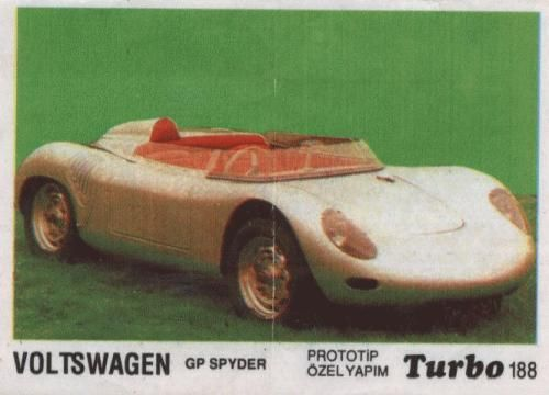 VW GP Spyder