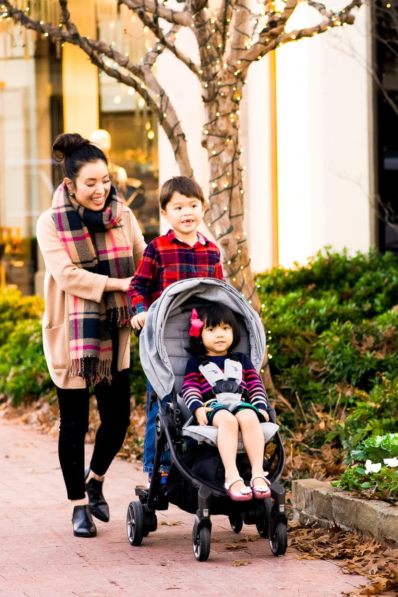 Holiday Adventures With Baby Jogger City Tour LUX Family