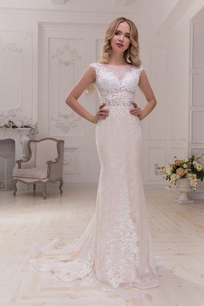 Wedding Dress Hochzeitskleid Brautkleid VIOLET | Violets, Hochzeit ...
