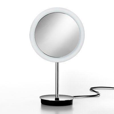 Ws Bath Collections Mirror Pure Mevedo 3x Magnifying Makeup Mirror