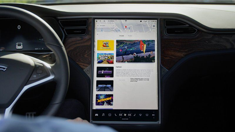 Tesla to offer infotainment system upgrade for old Model S and Model X