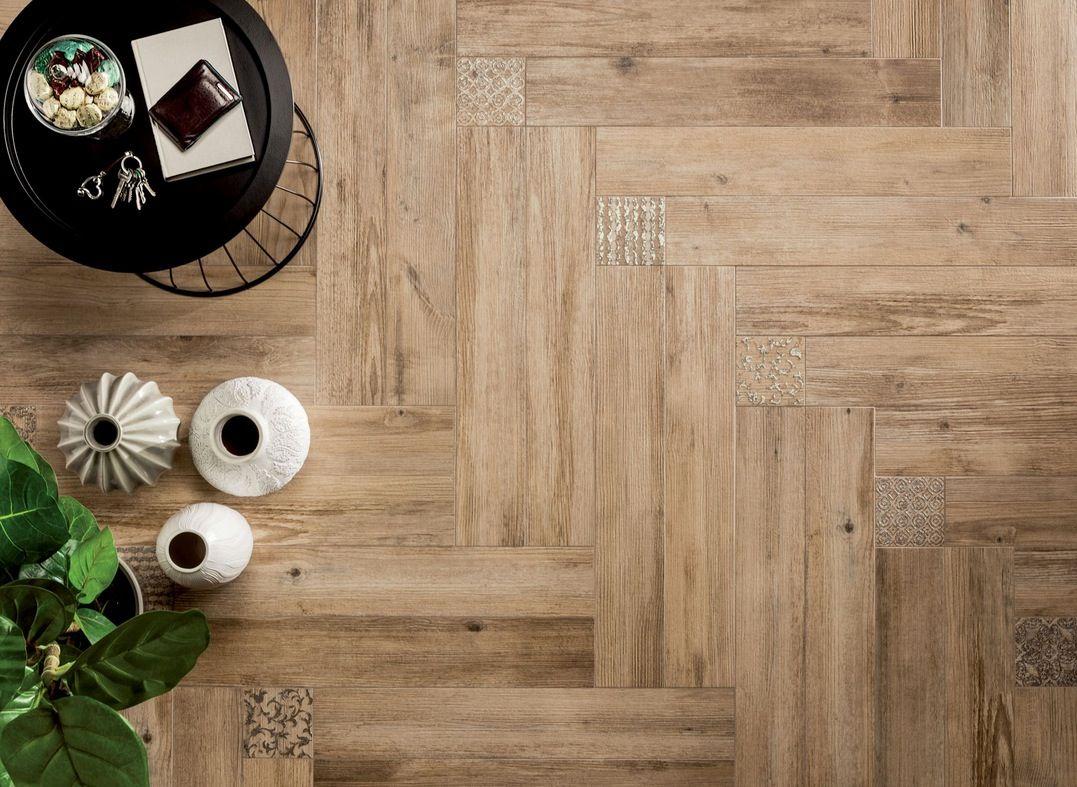 Tile That Looks Like Wood Wood Look Tiles Medium Angled Wooden