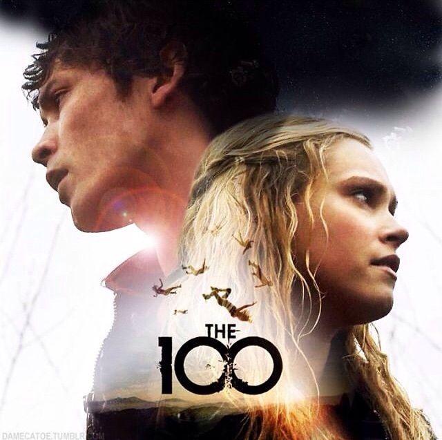 Bellamy and Clarke // Bellarke // The 100 //   / / Bellarke ~ The