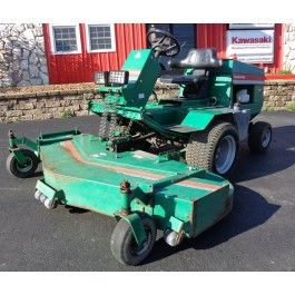 Ransomes Frontline 723d Manual - fasrprofile
