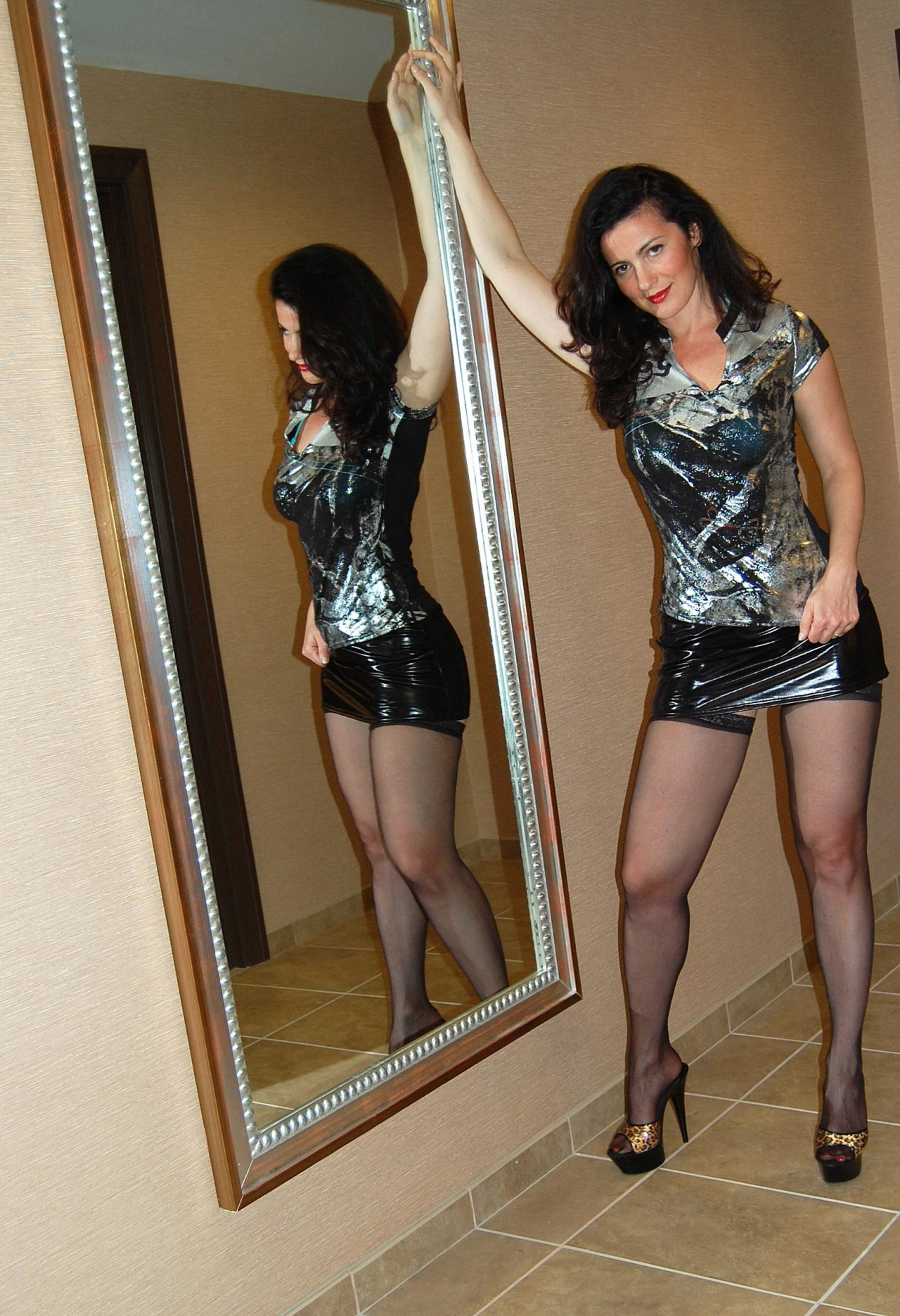 """sexyhornywives: """" perfectly dressed hotel whore wife. my wife will"""