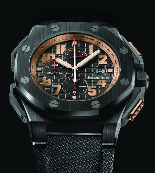 Royal Oak Offshore Arnold Schwarzenegger The Legacy Limited Edition
