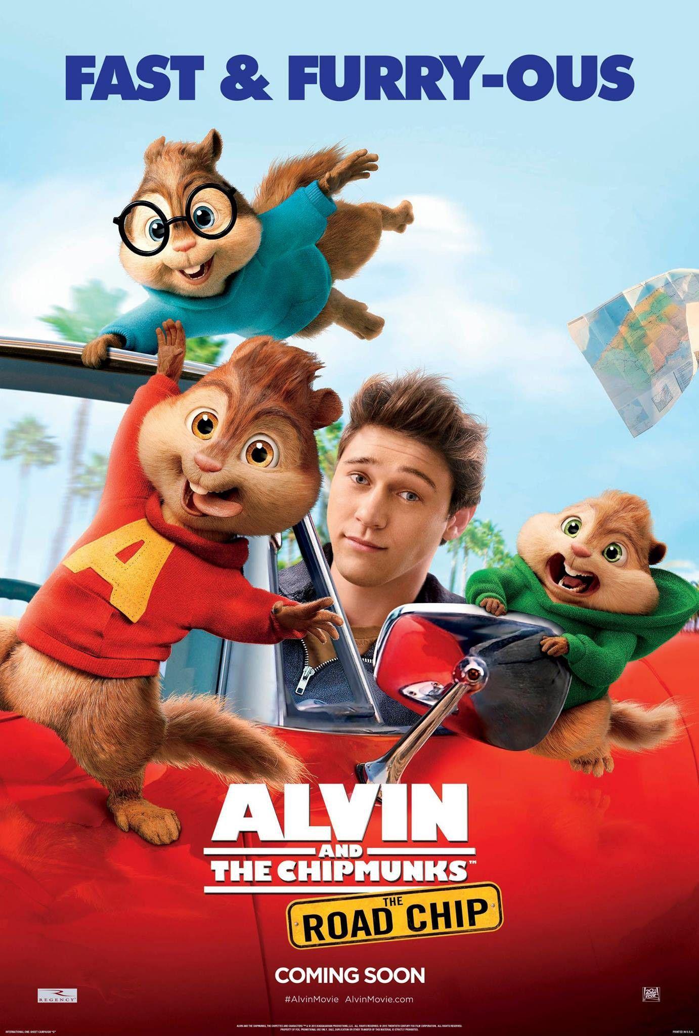 Alvin Y Las Ardillas 4 Ha Sido Uno De Los Mayores Fracasos De Venta Y Doblaje Peruano De Este 2016 Chipmunks Ardillas Aventura Sobre Ruedas