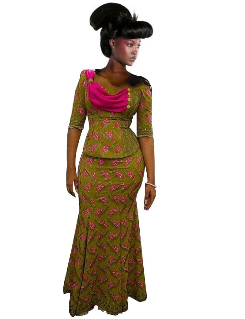 3329044b89 Online Buy Wholesale african dress suit from China african dress ...