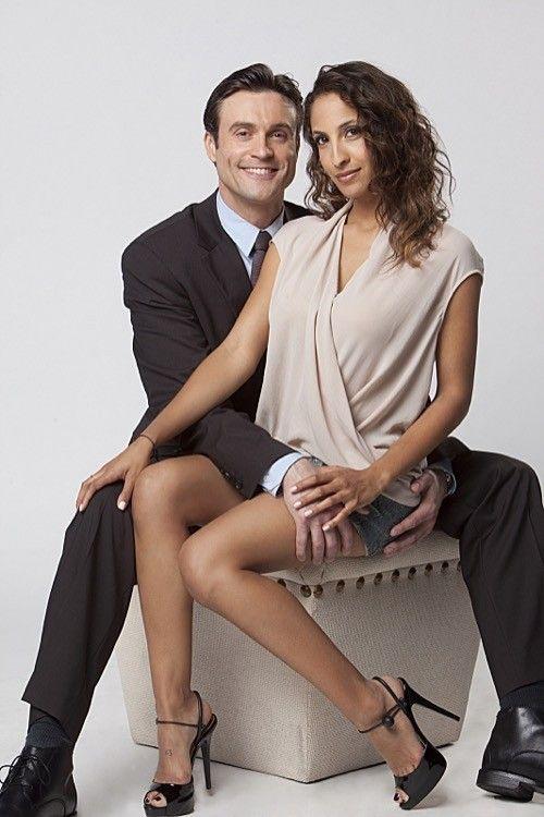 Christel khalil dating