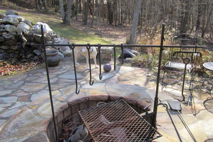 cowboy fire pit grill home depot fire pit pinterest fire pit grill fire pit cooking and fire. Black Bedroom Furniture Sets. Home Design Ideas