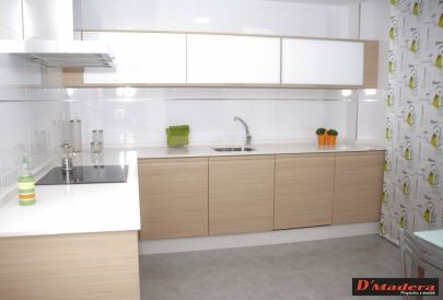 Cocinas Cocinas Cocinas Blancas Roble Blanco