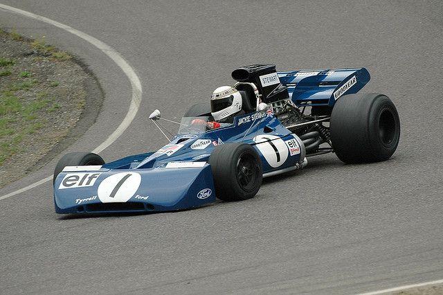 1971 Tyrrell 004 - SOVREN 2008 by prorallypix, via Flickr