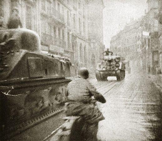 Liberation of Alsace 23-24 November 1944 | Strasbourg, Guerre mondiale,  Guerre