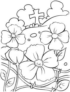 50+ Remembrance day poppy coloring pages printable free download