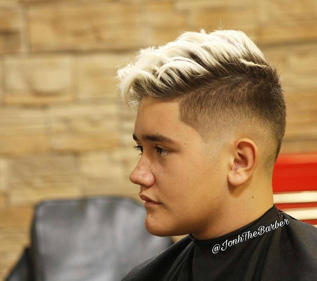 result boys hair