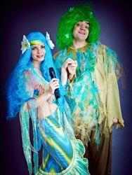 Костюм Нептуна своими руками, как сделать костюм Нептуна 31