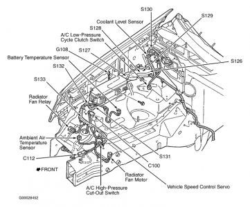 G37 Engine Diagram