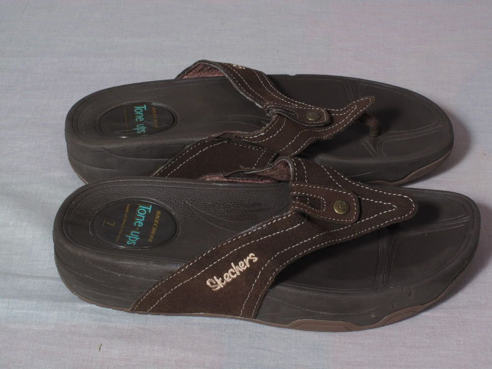 skechers walk and work out sandals