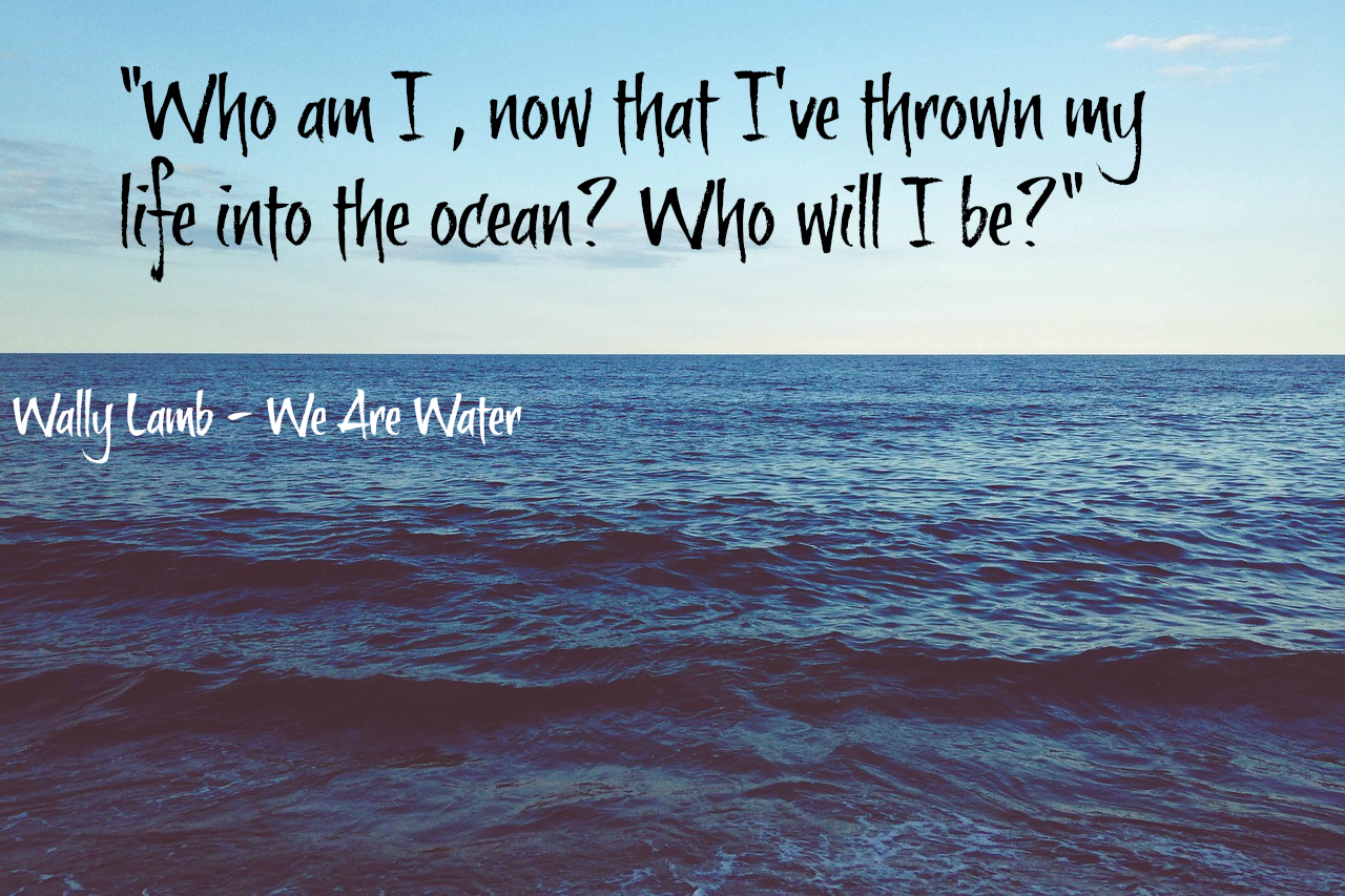 We Are Water by Wally Lamb is an intense novel with layers of history, family, and secrets. We Are Water was the 18th book in my reading challenge. This quote is just the tip of the iceberg. Click through to find out more about this amazing novel.