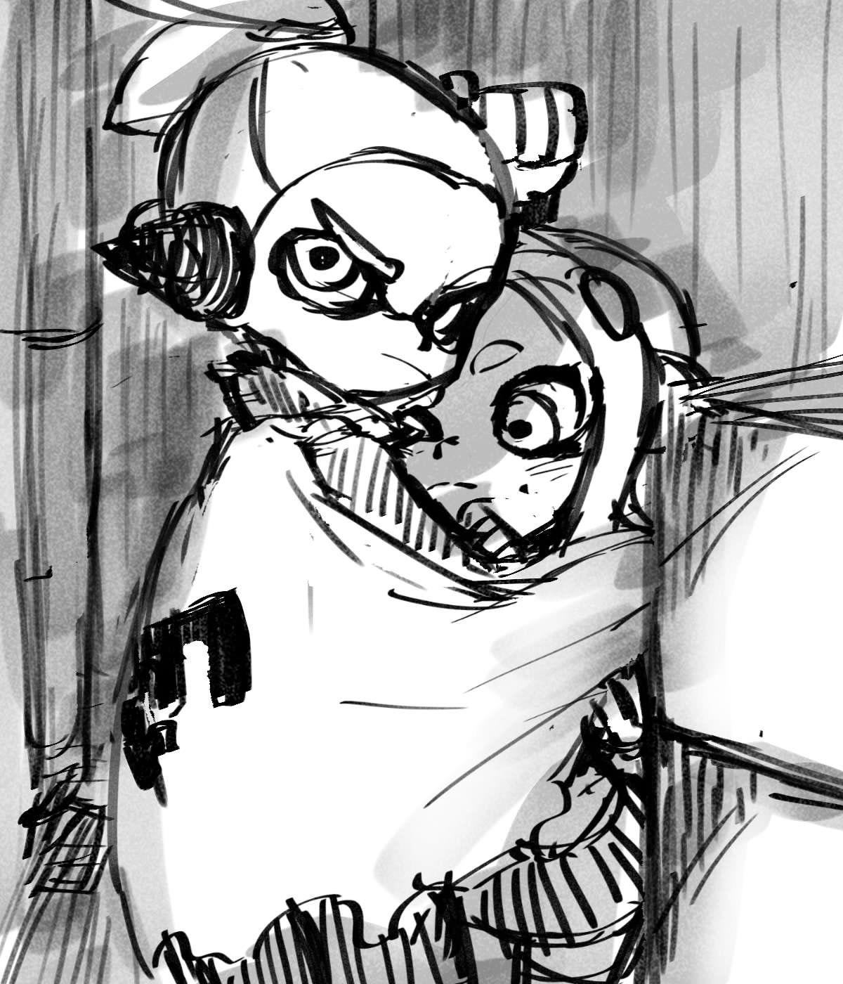 Idea by Noelia on Splatoon Splatoon