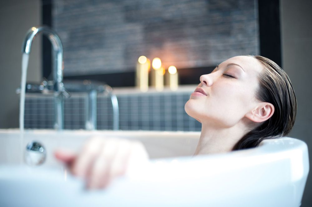 Bubble baths, bath salts, bath oils and scented soaps can wash away natural defenses that protect against vaginal infections and dryness.