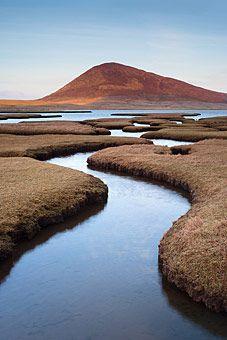David Clapp - Rodel Saltmarsh on Isle of Harris, Outer Hebrides, Scotland  Judge's choice – Charlie Waite