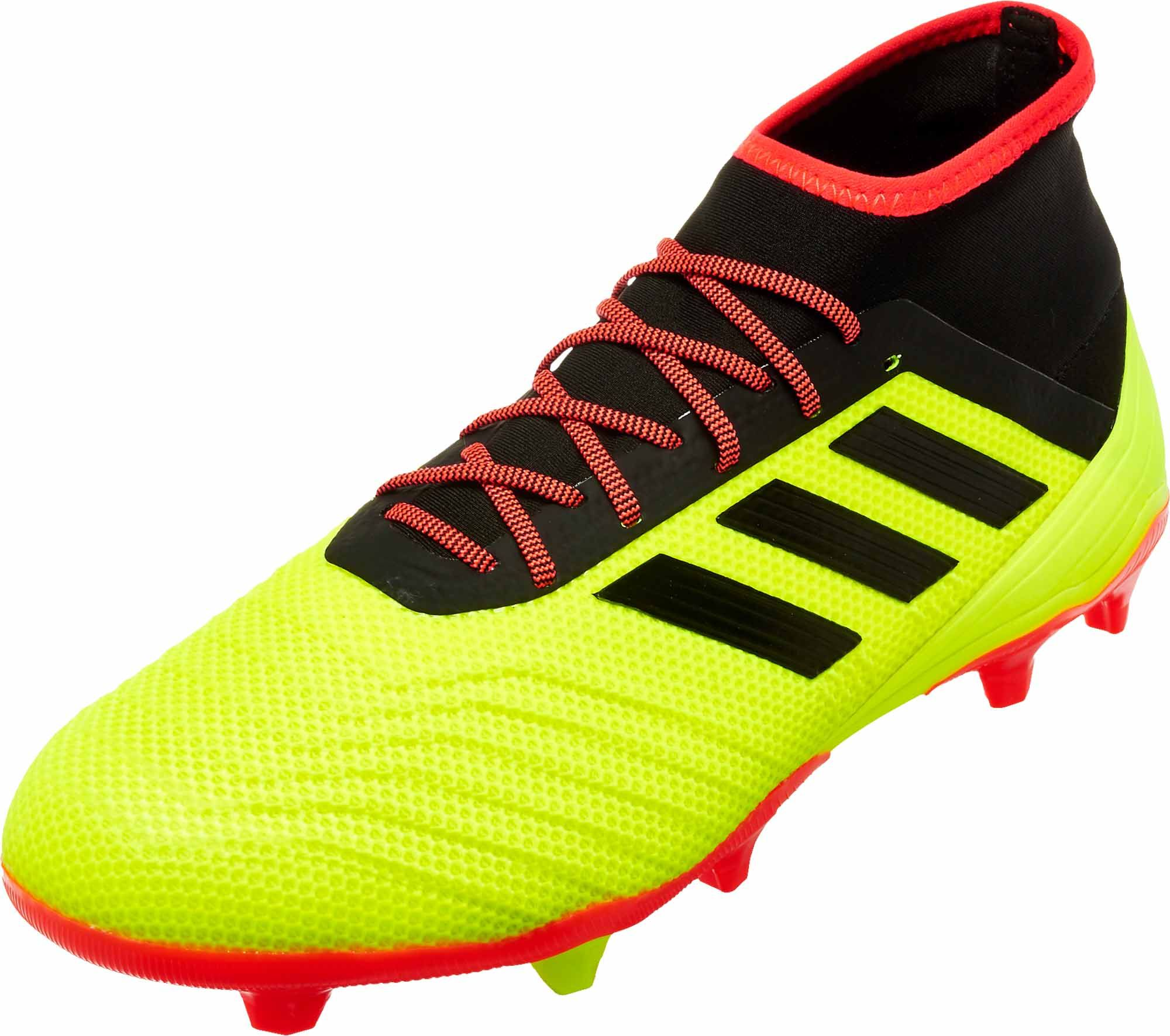 d531b75a1862 ... netherlands buy the adidas predator 18.2 from the energy mode pack at  soccerpro today. zapatos